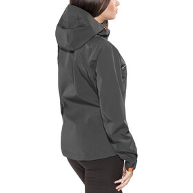 Y by Nordisk Clare Hardshell Giacca Donna, black